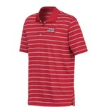 adidas™ Men's University of Louisiana at Lafayette Striped Polo Shirt