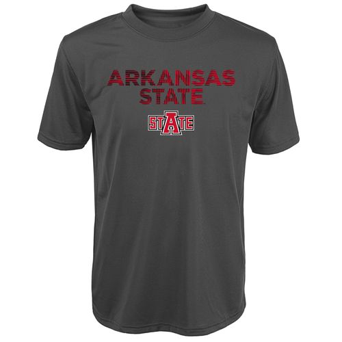 Gen2 Kids' Arkansas State University In Motion Clima Triblend T-shirt