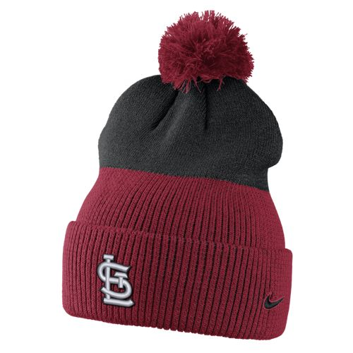 Nike Men's St. Louis Cardinals New Day Beanie