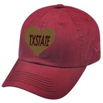 Top of the World Women's Texas State University Lovely Cap