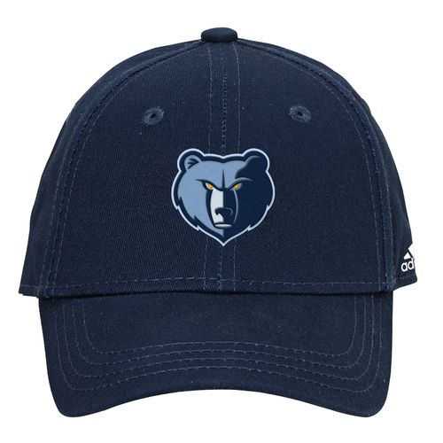 adidas™ Toddlers' Memphis Grizzlies Solid Basic Structured Cap