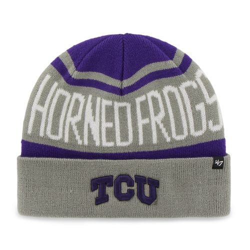'47 Texas Christian University Rift Knit Cap