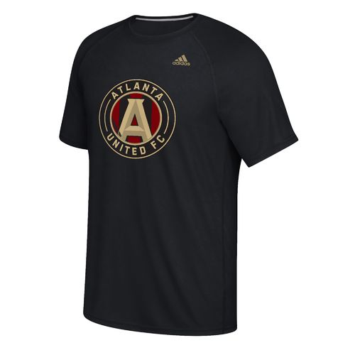 adidas™ Men's Atlanta United FC climalite® Ultimate T-shirt - view number 1