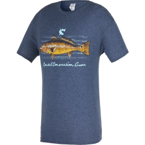 CCA™ Men's Redfish Sketch T-shirt