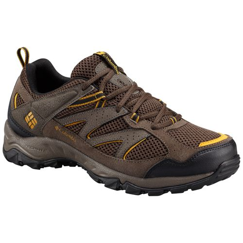 Columbia Sportswear Men's Plains Ridge Trail Hiking Shoes