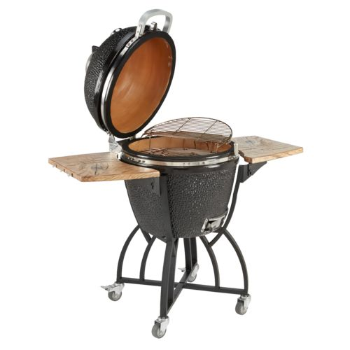 Outdoor Gourmet Kamado Ceramic Charcoal Grill - view number 3