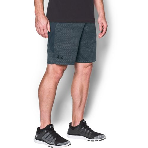 Under Armour Men's Raid Jacquard 10 in Short - view number 3