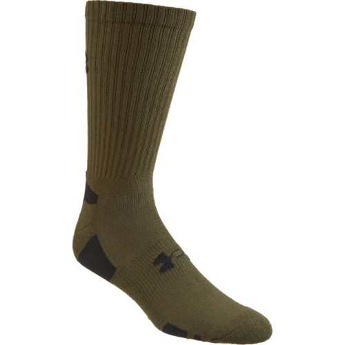 Under Armour™ Men's HeatGear® Crew Socks 3 Pairs