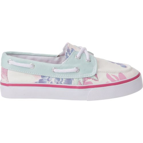 Austin Trading Co. Girls' Sailor Floral Shoes