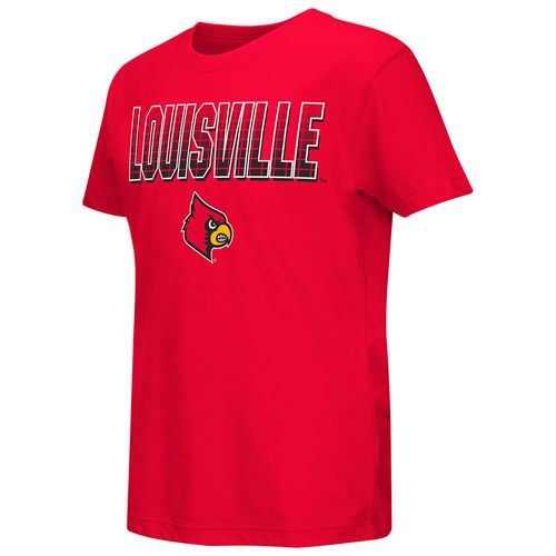 Colosseum Athletics™ Youth University of Louisville Gack Short Sleeve T-shirt