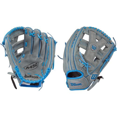 Wilson Youth A450 Advisory Staff Yasiel Puig 12' Baseball Glove