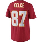Nike™ Men's Kansas City Chiefs Travis Kelce #87 Player Pride Name and Number T-shirt - view number 1
