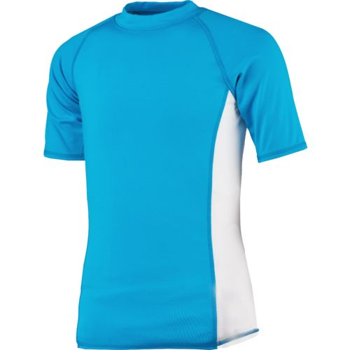 O'Rageous® Juniors' Raglan Short Sleeve Rash Guard