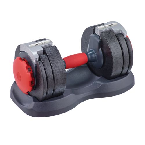 Display product reviews for BCG 40 lbs Adjustable Dumbbell