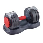 BCG 40 lbs Adjustable Dumbbell - view number 1