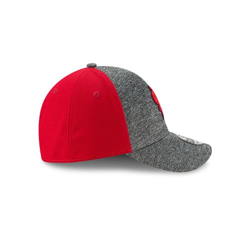New Era Men's St. Louis Cardinals Shadow Blocker 39THIRTY Cap - view number 5