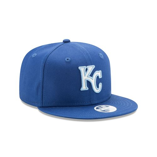 New Era Women's Kansas City Royals Team Glisten 9FIFTY® Cap - view number 3