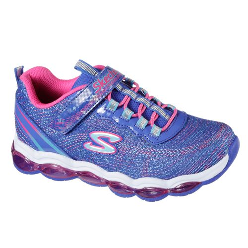 SKECHERS Girls' Air Lites Glimmer Lights Shoes - view number 2