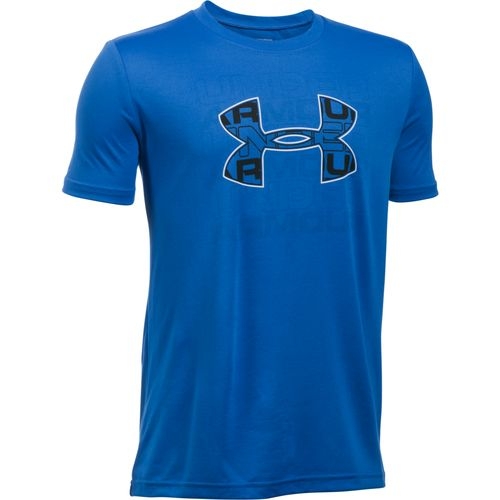 Under Armour Boys' Infusion Logo T-shirt