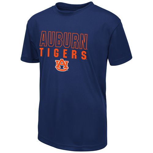 Colosseum Athletics Boys' Auburn University Team Mascot T-shirt