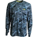 AFTCO Bluewater Men's Caster Fishing Performance Long Sleeve T-shirt - view number 1