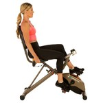 Paradigm Exerpeutic Gold 525XLR Folding Recumbent Exercise Bike - view number 3