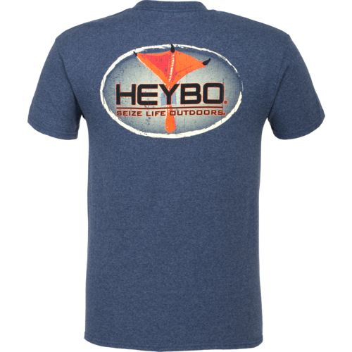 Heybo Men's Foots T-shirt