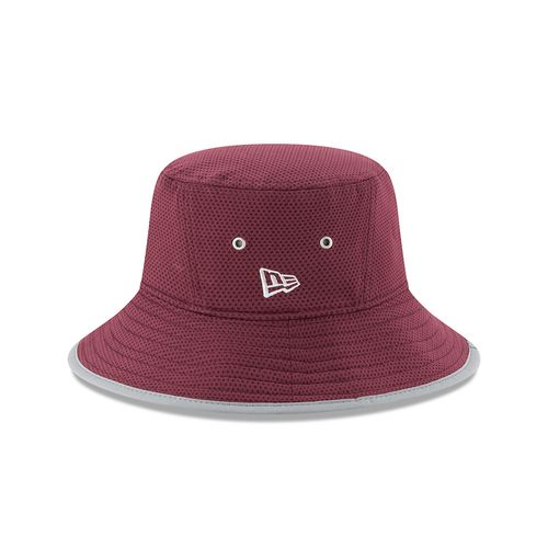 New Era Men's Texas A&M University Team Training Bucket Hat - view number 4
