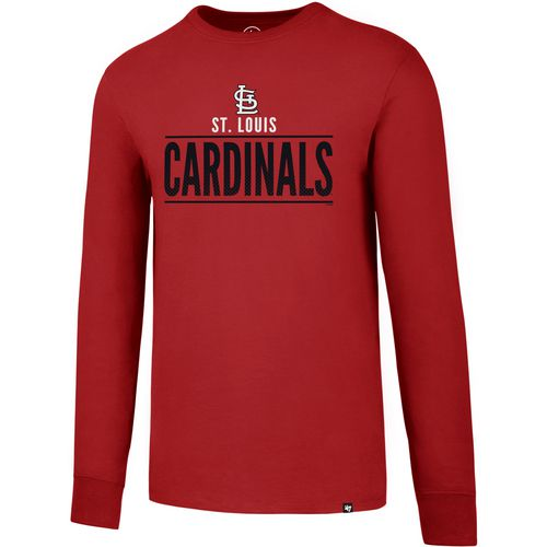 '47 St. Louis Cardinals Track Splitter Shirt