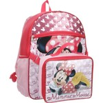 Disney™ Girls' Minnie Mouse Backpack with Lunch Kit - view number 2