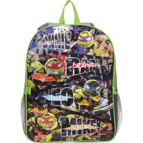 Teenage Mutant Ninja Turtles Boys' to the Extreme Backpack with Lunch Kit - view number 4