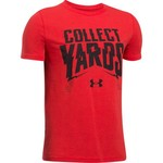 Under Armour Boys' Collect Yards Football Short Sleeve T-shirt - view number 1