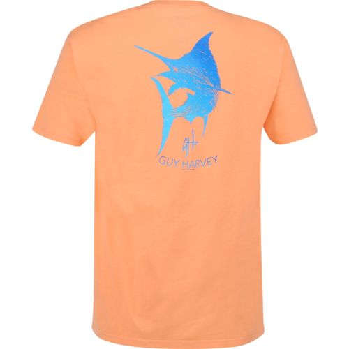 Guy Harvey Men's Marlin Scribble T-shirt
