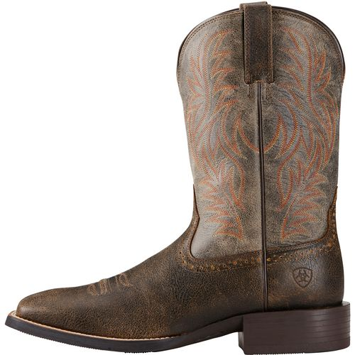 Ariat Men's Sport Western Wide Square Toe Roper Boots