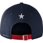 Nike Men's Texas Rangers Heritage86 Dri-FIT Twill Baseball Cap - view number 2