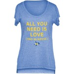 Chicka-d Women's McNeese State University Scoop-Neck T-shirt - view number 1