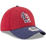 New Era Men's St. Louis Cardinals Stars and Stripes '17 39THIRTY Cap - view number 3
