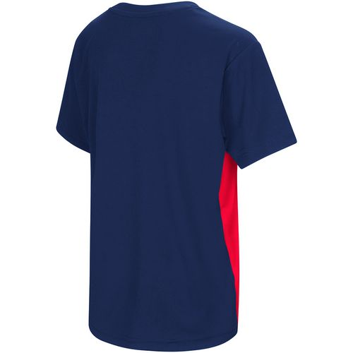 Colosseum Athletics Boys' University of Mississippi Short Sleeve T-shirt - view number 2
