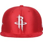 New Era Men's Houston Rockets 9FIFTY On Court Snapback Cap - view number 1