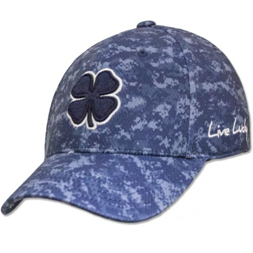 Black Clover Men's Freedom 4 Cap (Navy/Dark Green, Size Small/Medium) - Men's Outdoor Apparel, Men's Hunting/Fishing Headwear at Academy Sports thumbnail