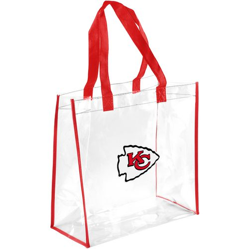 Forever Collectibles™ Kansas City Chiefs Clear Reusable Bag