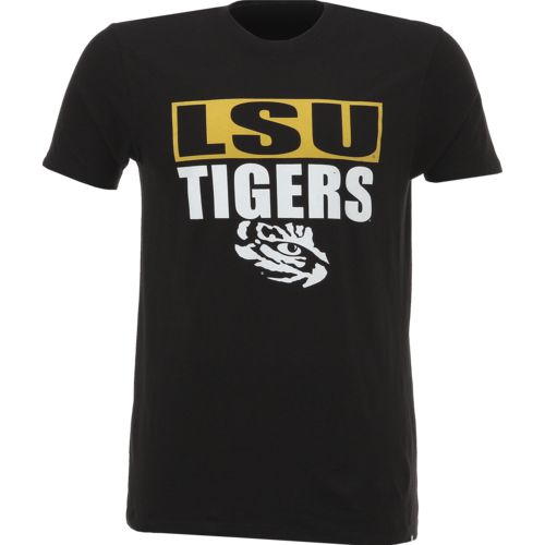'47 Louisiana State University Stacked Splitter T-shirt - view number 1