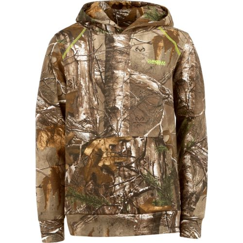 Magellan Outdoors Kids' Hart Creek Camo Fleece Hoodie