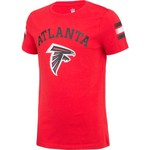 NFL Girls' Atlanta Falcons First Line T-shirt - view number 2