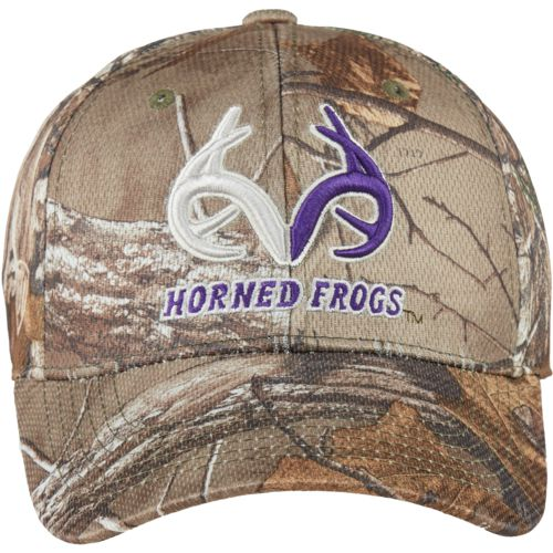 Top of the World Men's Texas Christian University Realtree Xtra Cap