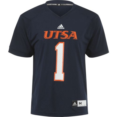 adidas Men's University of Texas at San Antonio Replica Football Jersey