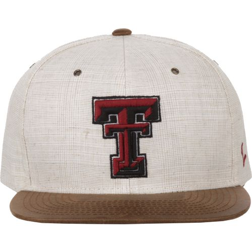 Zephyr Men's Texas Tech University Havana Flat 2-Tone Cap