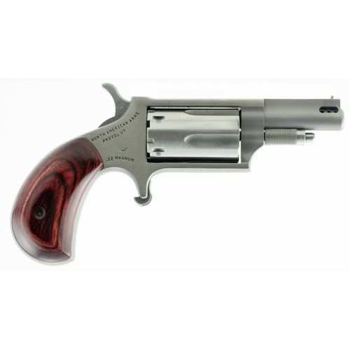 North American Arms .22 LR/.22 WMR Revolver