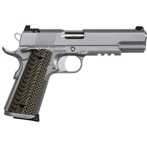 Dan Wesson 1911 Specialist 9mm Luger Pistol