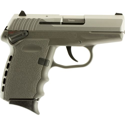 SCCY CPX-1 2-Tone 9mm Luger Pistol - view number 2